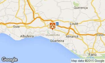 Map Vilamoura Apartment 67807