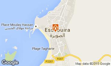 Map Essaouira Apartment 75886