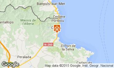 Map Llança House 75413