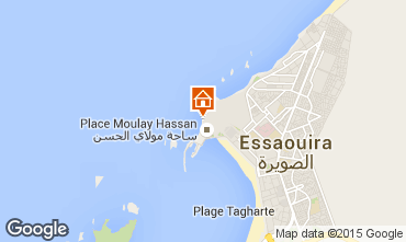 Map Essaouira House 24191