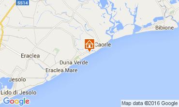 Map Caorle Apartment 76865