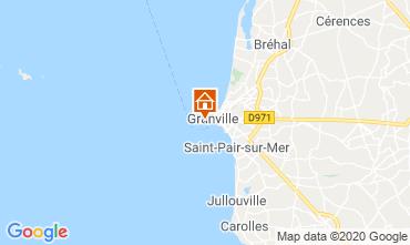 Map Granville Apartment 10716