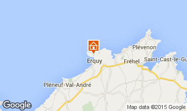 Map Erquy House 84169