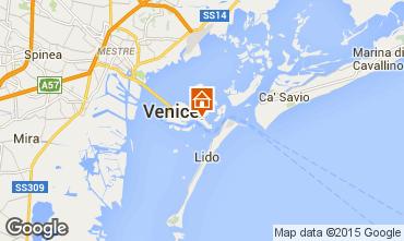Map Venice Apartment 38624