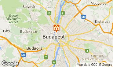 Map Budapest Apartment 73940