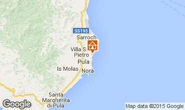 Map Pula Villa 78568