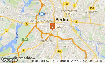 Map Berlin Apartment 81272