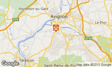 Map Avignon House 75953