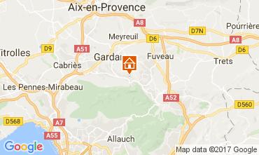 Map Marseille Apartment 112426