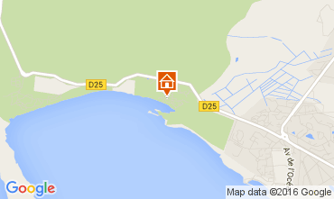 Map Les Mathes Mobile home 92743
