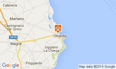 Map Otranto Apartment 42943
