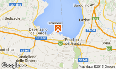 Map Sirmione Apartment 84752
