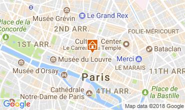 Map PARIS Apartment 113524