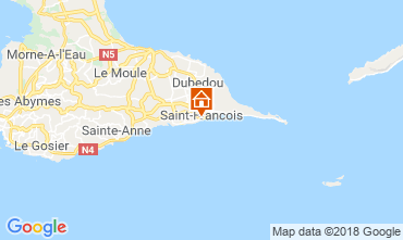 Map Saint Francois Villa 112831