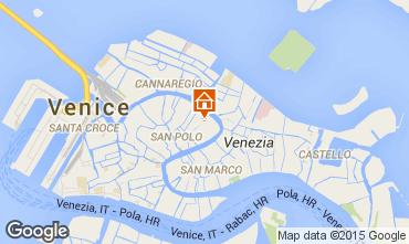 Map Venice Apartment 21031