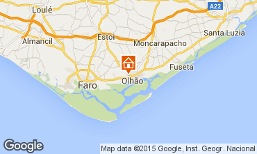 Map Olh�o Apartment 46846