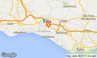 Map Vilamoura Villa 55253