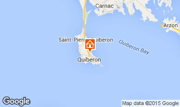 Map Quiberon House 8770
