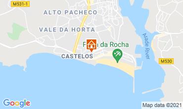 Map Portimão Apartment 42335