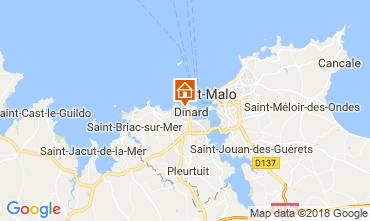 Map Dinard House 115972
