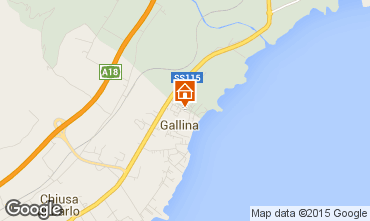 Map Avola Villa 94530