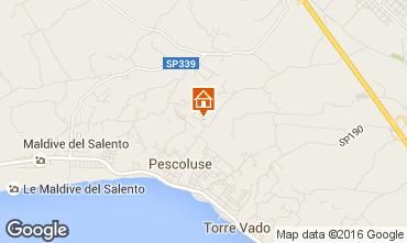 Map Torre Vado Villa 87357