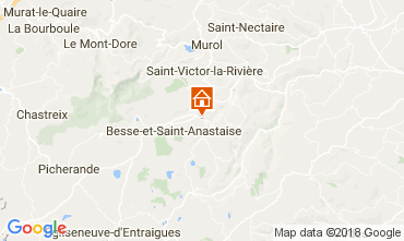Map Besse - Super Besse Apartment 113242