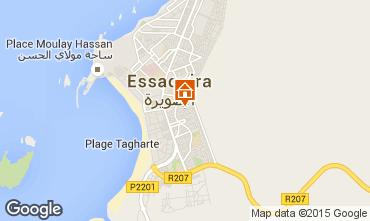 Map Essaouira Apartment 73971