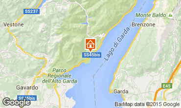 Map Toscolano-Maderno Apartment 80837