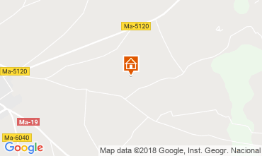 Map Campos Chalet 117281
