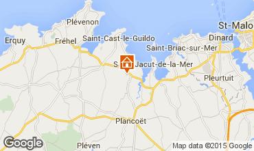 Map Saint Cast Le Guildo House 52274