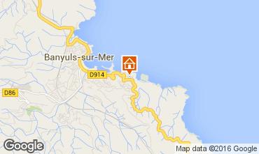 Map Banyuls-sur-Mer House 94647