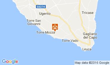 Map Pescoluse Villa 88850