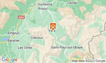 Map Vars Apartment 100872
