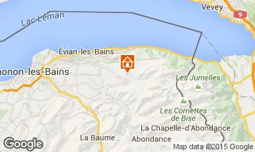 Map Bernex House 4881