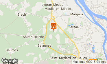 Map Bordeaux House 76715