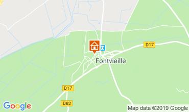 Map Fontvieille Villa 63972