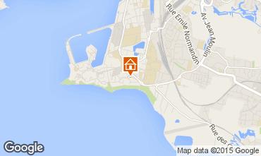 Map La Rochelle Apartment 83787