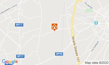 Map Gallipoli Apartment 115700