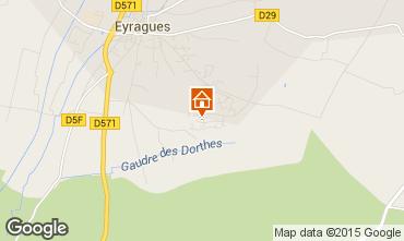 Map Saint Rémy de Provence House 60699