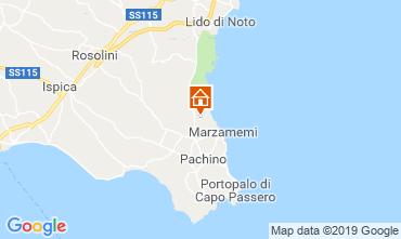 Map Marzamemi House 85915