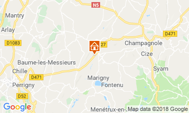 Map  Chalet 117172