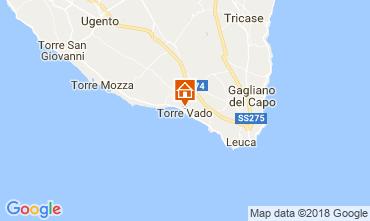 Map Torre Vado Apartment 113980