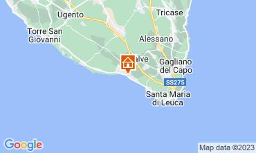 Map Torre Vado Apartment 108011