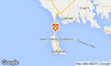 Map Quiberon House 74897
