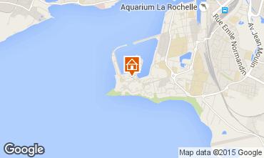 Map La Rochelle Apartment 82834