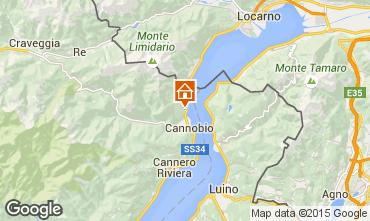 Map Cannobio Mobile home 80092