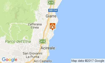 Map Acireale Villa 83669
