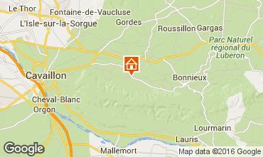 Map Ménerbes House 90988