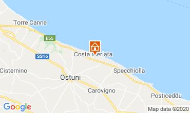Map Ostuni Villa 46576